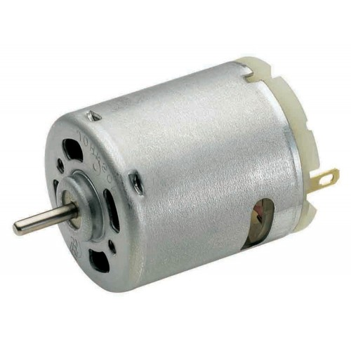 Low voltage dc motor 41v 18k rpm 18w 20mnm 9000 rpm for Low rpm motor dc