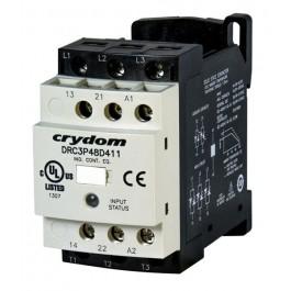 DM 3P 480V 7.6A 230VAC NO AUX RN 2L