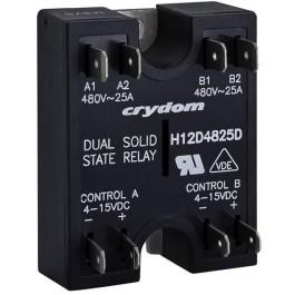 Dual PM IP00 280VAC/40A, 4-15VDC,ZC