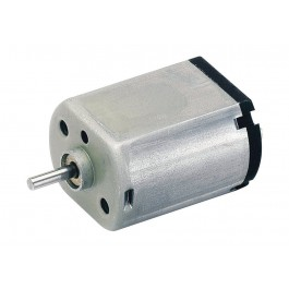Low Voltage DC Motor 5V 12.623K RPM: 0.69W/1.05mNm@6312 RPM