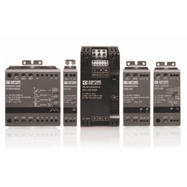 Electronic Contactor: 2-Phase 30A :24-230VAC/DC Ctl : Operating Voltage 12-240VAC