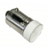 White 12V DC BA9 Base LED (for screw and Push-In type)